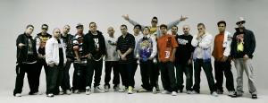 lo nejor del hip hop en Sevilla